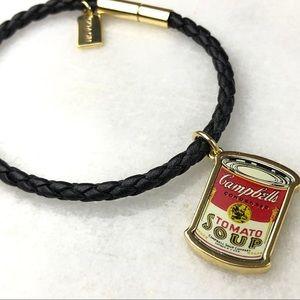Coach Campbell's Soup Bracelet Size Small